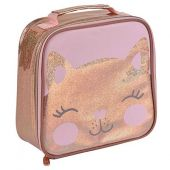 Lunch bag kitty rose gold Polar Gear