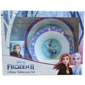 Frozen II lunch set plate cup