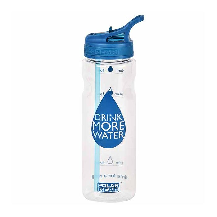 Tracker Bottle Blue 750ml